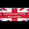 Logo de l'émission English Party