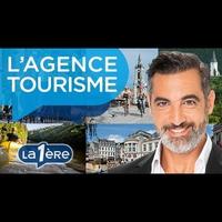 Logo de l'émission L'Agence Tourisme