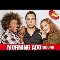 Logo de l'émission Le Morning ADO