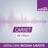 Logo de l'émission Carnet de philo