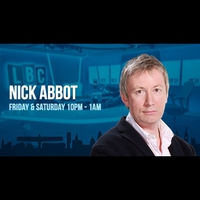 Logo of show Nick Abbot