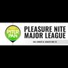 Logo de l'émission Pleasure Nite Major League