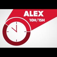 Logo de l'émission 10h/15h