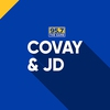 Logo of show Covay & JD