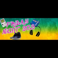 Logo de l'émission Friday Night 90s