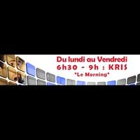 Logo de l'émission Le Morning avec Kris