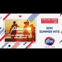 Logo de l'émission RFM Summer Hits