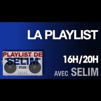 Logo de l'émission La Playlist de Selim