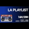 Logo de l'émission La Playlist de Selim