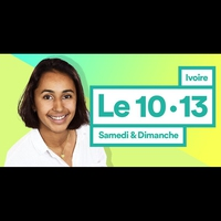 Logo of show Le 10-13 du Week-end