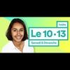 Logo de l'émission Le 10-13 du Week-end