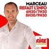 Logo de l'émission Marceau refait l'info