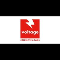 Logo de l'émission Ici c'est Voltage