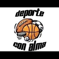 Logo of show DEPORTE CON ALMA