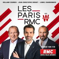 Logo of show Les Paris RMC