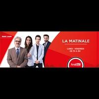 Logo of show La Matinale
