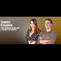 Logo de l'émission Siamo Italiani