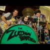 Logo of show Zuccini Brothers live at the Clubhouse