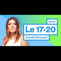 Logo of show Le 17-20 du week-end