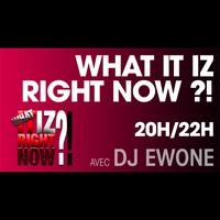 Logo de l'émission What It Iz Right Now ?!