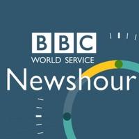 Logo of show BBC Newshour