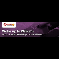 Logo de l'émission Wake up to Williams
