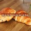 Logo de l'émission Matin Week-End