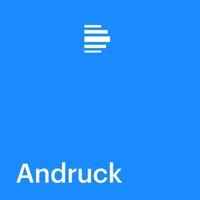 Logo de l'émission Andruck – Das Magazin für Politische Literatur