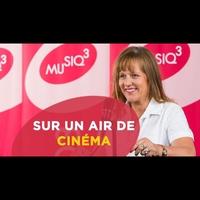 Logo de l'émission Sur un air de cinéma