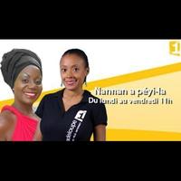 Logo de l'émission Nannan a péyi-la
