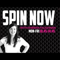 Logo de l'émission SPIN Now