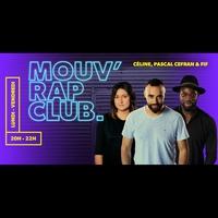 Logo de l'émission Mouv' Rap Club