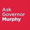 Logo of show Ask Governor Murphy Call-In Show