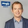 Logo of show Magic Weekend Breakfast