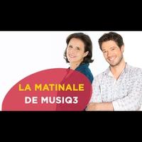 Logo de l'émission La matinale de Musiq3