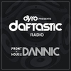 Logo of show Daftastic radio show / Front of house show