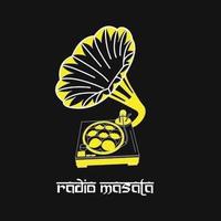 Logo of show DJ – Radio Masala