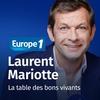 Logo of show La table des bons vivants
