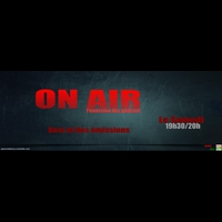Logo of show On Air - l'émission des podcasts