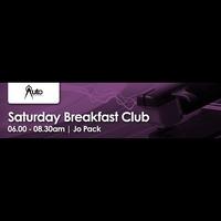 Logo de l'émission Saturday Breakfast Club