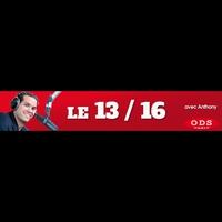 Logo de l'émission 13h/16h