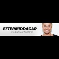 Logo de l'émission EFTERMIDDAGAR med NICLAS WAHLGREN