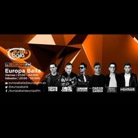 Logo of show Europa Baila