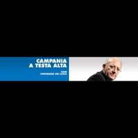 Logo of show Campania a testa alta