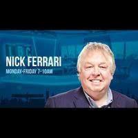 Logo de l'émission Nick Ferrari