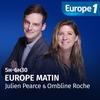 Logo of show Europe Matin - 5h-6h30