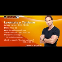 Logo of show Levántate y Cárdenas