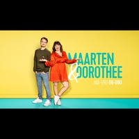 Logo de l'émission Maarten & Dorothee