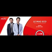 Logo de l'émission Le Mag Eco