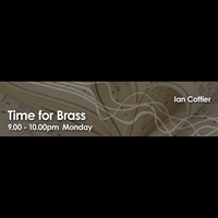 Logo of show Time for Brass